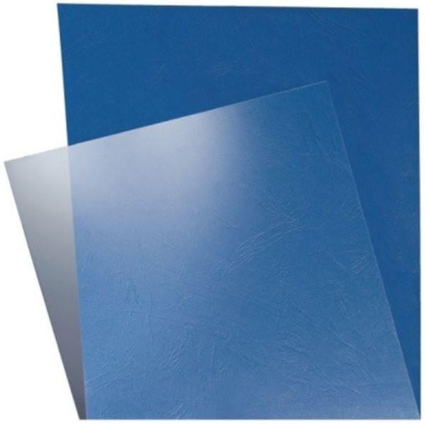 Deckblatt A4 Klarsichtfolie 150my transparent Leitz (7386-00-03)