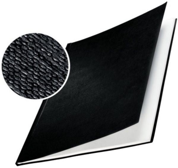 Buchbindemappe A4 für 176-210 Blatt Hardcover, schwarz (7395-00-95) Leitz