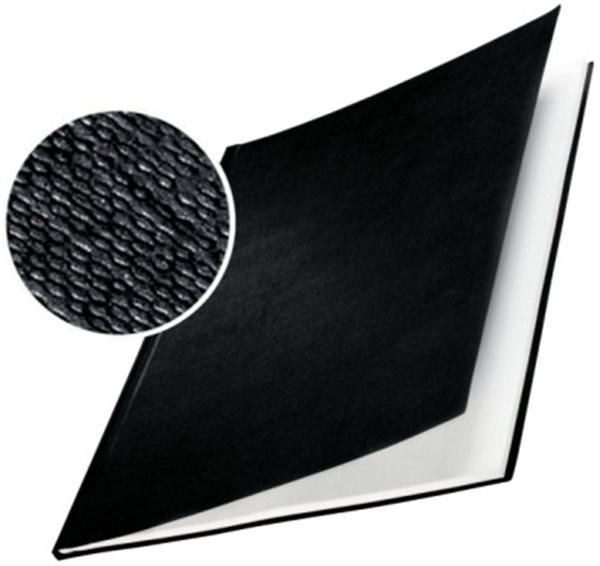 Buchbindemappe A4 für 246-280 Blatt Hardcover, schwarz (7397-00-95) Leitz