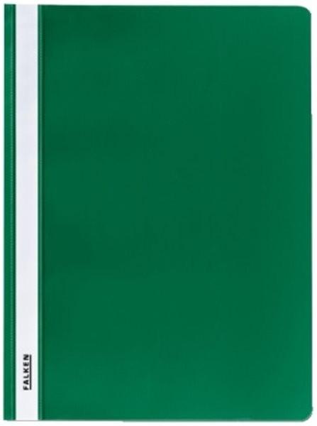 Schnellhefter A4 Plastik grün Falken (00075051/11298841)