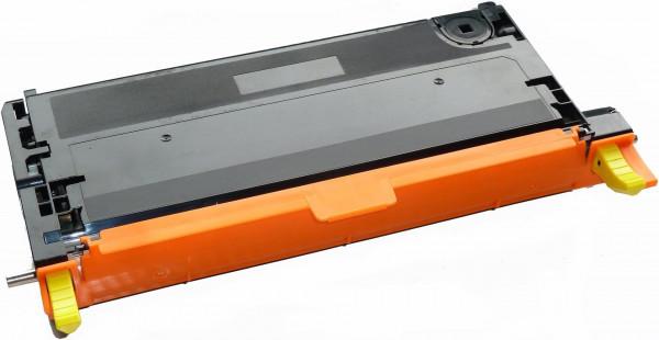 Alternativ Toner ersetzt Dell  593-10221 (zB 3115), ca. 8.000 S., gelb