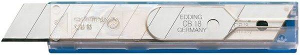 Cutter Ersatzmesser für Edding  M18/ ML18