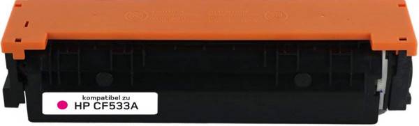 Alternativ Toner ersetzt HP 205A / CF533A, ca. 900 S., magenta